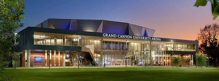 GCU Ownership, Mission Statement, Population, Student Portal and Athletics